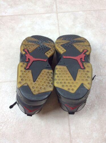2012 Nike Air Jordan Flight Club Mens Size 11 Basketball Shoes 555475-602 Red