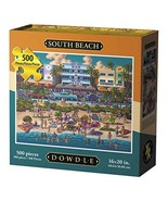 Dowdle Jigsaw Puzzle - South Beach - 500 Piece - $24.90