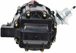 Cadillac HEI Distributor 368 425 472 500 V8 8.0mm Spark Plug Kit image 3