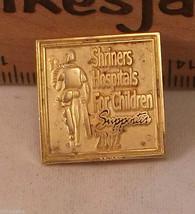 Shriners Hospitals For Children Supporters 2002 Vintage Shirt Hat Lapel ... - $9.89