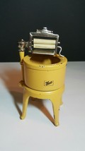 Thor Vintage Yellow Cast Iron Washing Machine A... - $102.85