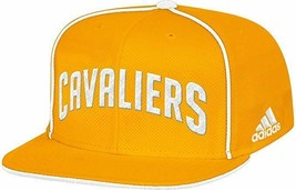 Cleveland Cavaliers Adidas Snapback Baseball Cap Yellow New With Tags Fa... - $13.58