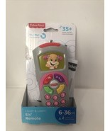 Fisher Price Laugh and Learn Sis Remote Teach Phone Numbers ABC Baby A15F - $10.75