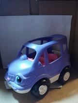 2005 Fisher Price Mattel Lil Purple Melody Music Sounds - $6.00