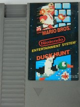 Super Mario Bros./Duck Hunt Game Cartridge Only Nintendo NES 1985 - $10.84