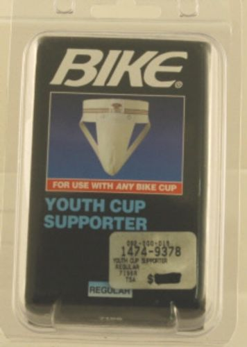 "Bike 7196R Youth Cup Supporter Regular 20"" 26 "" Waist"