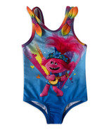 Trolls Baby Toddler Girl One-Piece Swimsuit 12 Months - $19.99