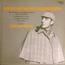Sherlock Holmes Soundbook - Audio/Spoken Vinyl LP 4 Disc Box Set ( Ex Co... - $73.80