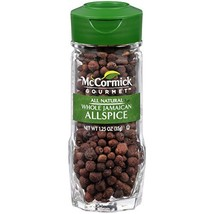 McCormick Gourmet Whole Jamaican Allspice, 1.25 oz Pack of 3 - $17.08