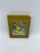 Pokemon: Gold Version (Game Boy Color, 2000) - Tested, Saves - 100% Auth... - $34.39