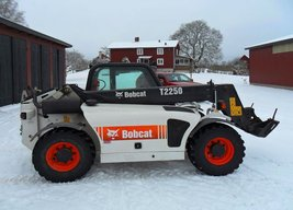 Bobcat T2250 Telescopic handler Workshop Service Manual All Serials - $20.00