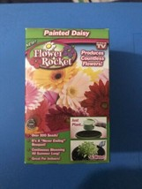 Flower Rocket, Painted Daisy Flowers Mix, Over 500 Seeds, Annuals (New) - $8.95