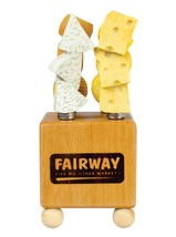 Fairway Market Cheese Mini Block & Spreaders Out of the Woods of Oregon USA - $149,47 MXN