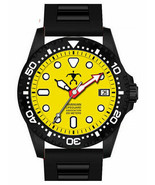 Hawaiian Lifeguard Men's Official Association Dive Watch Stainless Steel... - $250.00