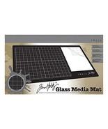 Tim Holtz Glass Media Mat ,Black - $49.34
