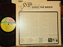 Pop Goes the Basie and A Tribute to the Dorseys AA-192017 Collectible image 6
