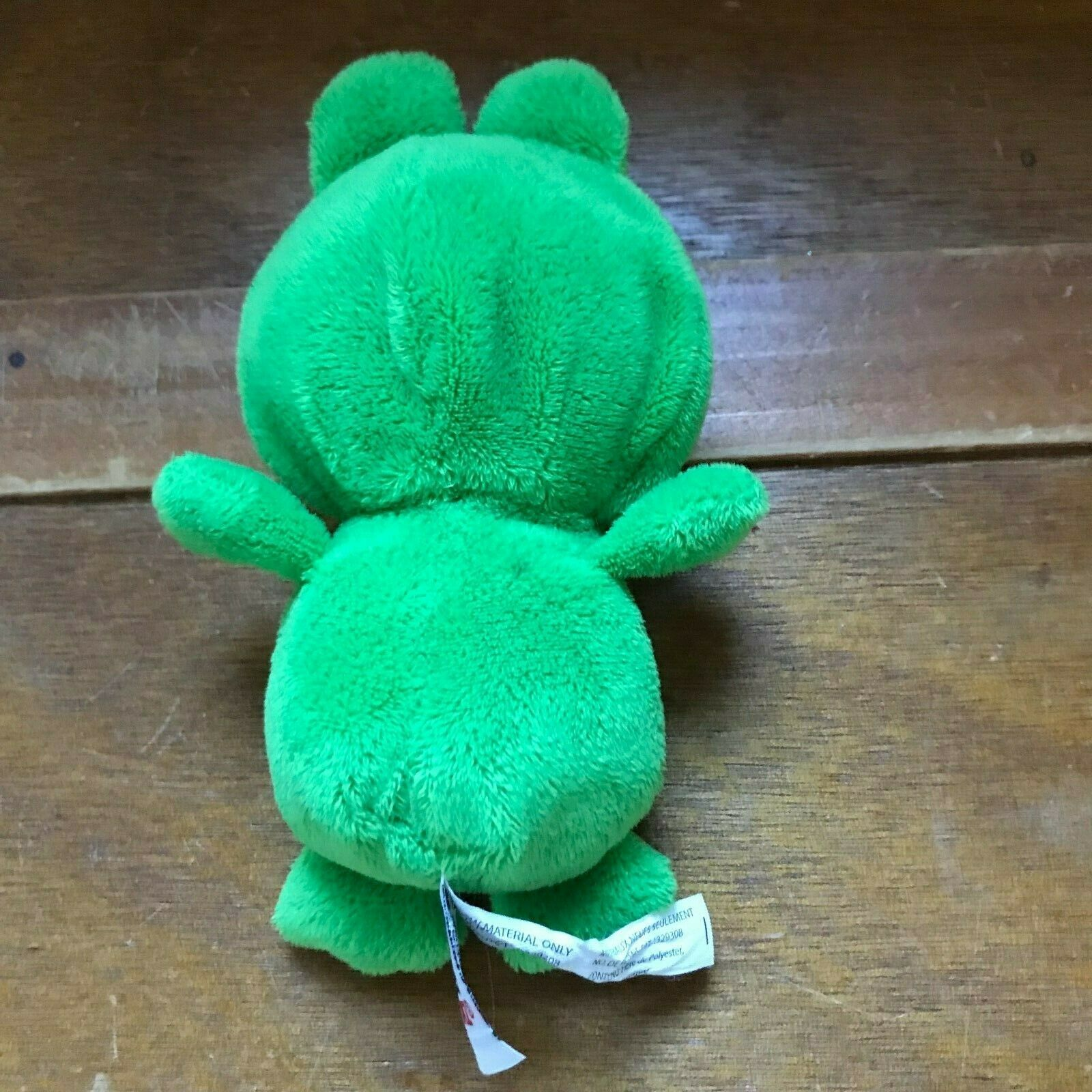 Ganz Small Caillou Friend Leo in Green Frog Costume Plush Stuffed Animal Doll –  image 7