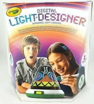 Crayola Digital LIGHT DESIGNER Electronic Toy *Educational, Fun, Safe, A... - $38.00