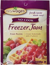 Mrs Wages no Cook Freezer Jam-6 Packets, 1.59 oz - $20.19