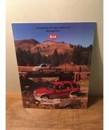 1998 KIA Sales Brochure - $7.91