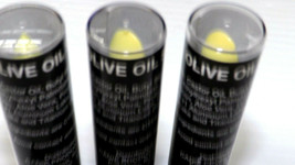 4 OLIVE OIL LIP STICKS 3.5OZ GOES ON CLEAR - $16.65