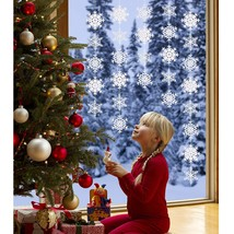 48PCS Snowflake Winter Wonderland Christmas Decorations - Christmas Hang... - $20.98