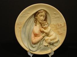 c1987 Studio Dante di Volteradici Il Dono della Fede Madonne del Rinascimento Do - $48.99