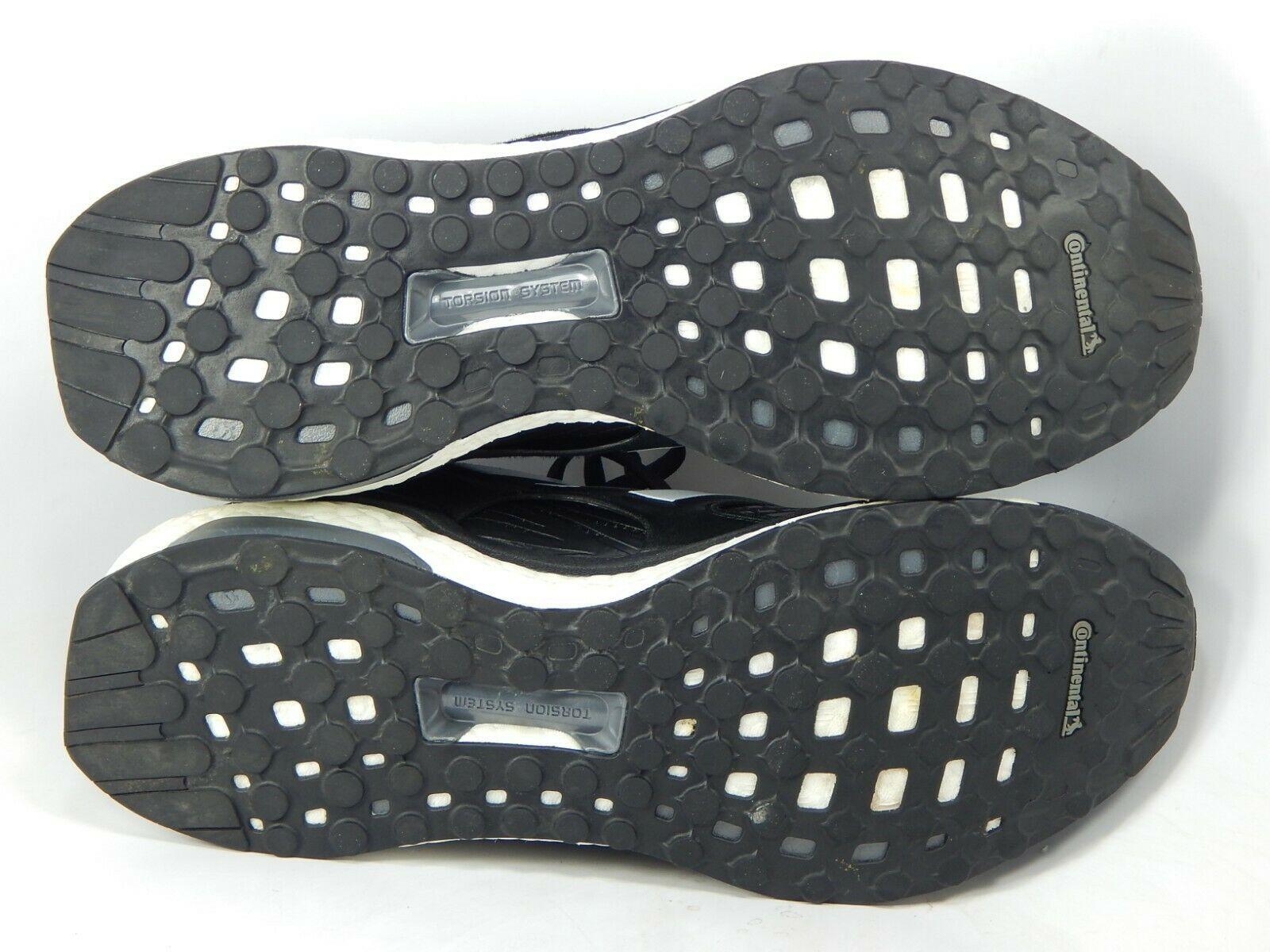 Adidas Energy Boost Misura USA 9.5 M (D) Eu 43 1/3 Uomo Scarpe da Corsa Nero image 7