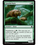 Magic The Gathering-Modern Masters 2015-Gnarlid Pack  - $0.09