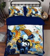 3D Painting 2751 Bed Pillowcases Quilt Duvet Cover Set Single Queen King Size AU - $64.32+