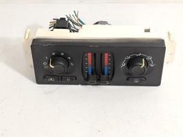 03-06 Chevy Silverado GM Sierra Manual AC Climate Control WITH Rear Defr... - $107.99