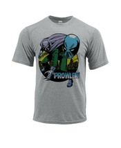 The Prowler Dri Fit graphic T-shirt moisture wick superhero retro comic SPF tee image 2