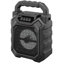 iLive ISB199B Miniature Bluetooth Tailgate Party Speaker - $37.26
