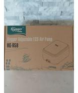Hygger Adjustable Eco Air Pump HG-958 Ultra Quiet - $33.66