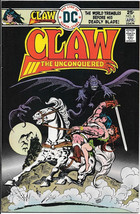 Claw The Unconquered Comic Book #6, DC Comics 1976 VERY FINE - $3.99