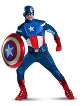 Captain America Avenger  Deluxe Theatrical Costume - $449.99