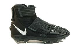 Nike Force Savage Elite 2 TD Men football Cleats Size 8 Black AH3999-001 - $68.50