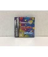 Connect Four/Perfection/Trouble (Nintendo Game Boy Advance, 2005) - $13.86