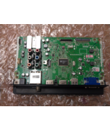A3AUVMMA-001  A3AU8UH Main Board  Board From Emerson LF501EM6F DS1 LCD TV  - $61.95