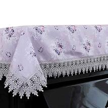 Lace Floral Upright Piano Dust Cover Simple Dustproof Piano Cloth Piano Cover