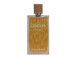 Cinema 3.0 oz EDP Spray 90% Full for Women Used/Unboxed by Yves Saint La... - $75.95
