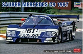 Hasegawa 1/24 Sauber Mercedes C9 1987 Model Car 20373 - $86.31