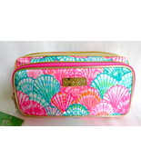 Lilly Pulitzer Make It Cosmetic Makeup Case Oh Shello! NWT - $40.00