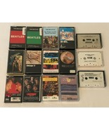 Cassette Tapes Vintage Music Choice of Artist Title Beatles Go Gos Super... - $4.99+