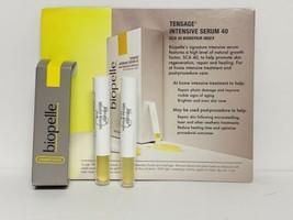 Biopelle Tensage Intensive Serum 40 Trial Size 1 ml x 2 Vials One Box NEW - $18.72