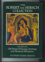 The Robert Von HIRSCH Collection 1978 Sothebys 4 Book Auction Catalog Lo... - $29.99