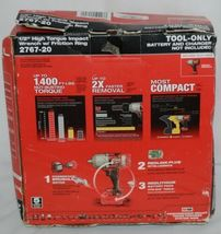 Milwaukee 58210205 High Torque Impact Wrench Friction Ring Battery Not Included image 3