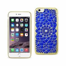 REIKO IPHONE 6 PLUS/ 6S PLUS SOFT TPU CASE WITH SPARKLING DIAMOND SUNFLO... - $9.99