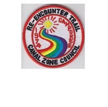 Canal Zone Boy Scouts of America BSA Re-Encounter Trail 1974 CZ Council Panama 3 - $9.99
