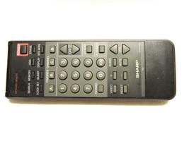 Sharp G0760CESA TV Remote fits 20SV70 20SV720 27SV65 27SV65B 20SB70 B16 - $14.95